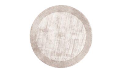 TERE SILVER round 400x240 - FARGOTEX Tere vaip silver, ümar - 2 suurust