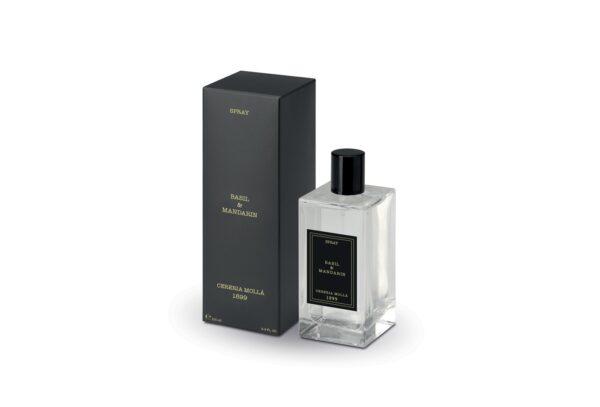 1218 1 600x407 - Парфюм для дома Cereria Molla - Basil & Mandarin