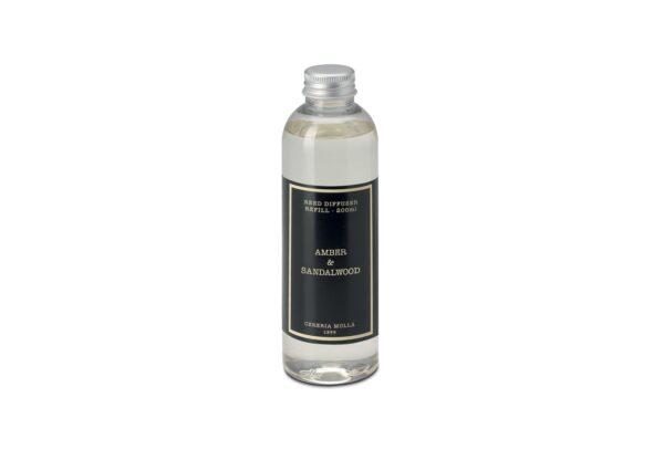 1347 600x407 - Difuuser Cereria Molla - Amber & Sandalwood täitepudel