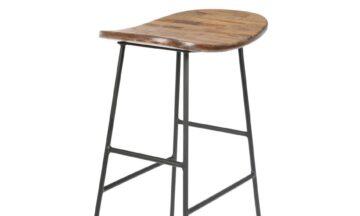 1500074 0 360x216 - ZUIVER Tangle барный стул, низкий, коричневый
