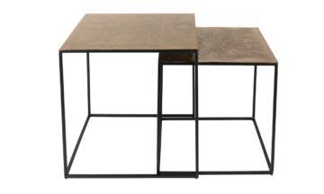 2300105 0 360x216 - DUTCHBONE Saffra приставной столик - 2 размера
