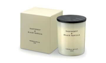 5533 1 360x216 - Парфюмированная свеча Cereria Molla-Rasberry & Black Vanilla