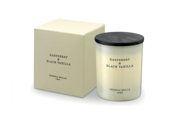 5533 1 600x407 - Lõhnaküünal Cereria Molla-Rasberry & Black Vanilla