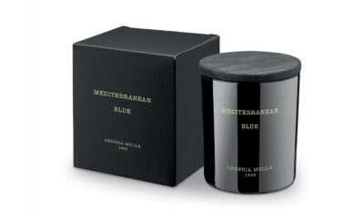 5541 1 400x240 - Lõhnaküünal Cereria Molla- Mediterranean Blue