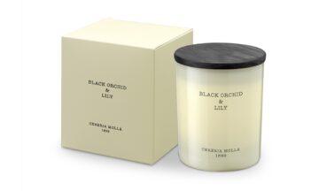 5543 1 360x216 - Парфюмированная свеча Cereria Molla- Black Orchid & Lily XL (kopeeri)