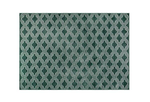 6000175 0 600x407 - ZUIVER Feike vaip, green