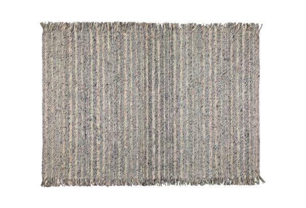 6000237 1 600x407 - ZUIVER Frills vaip, gray-blue