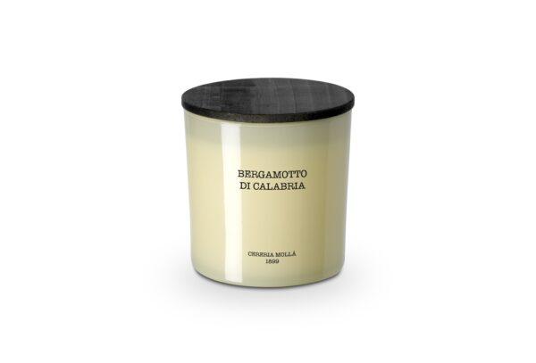 6630 1 600x407 - Lõhnaküünal Cereria Molla-Bergamotto XL