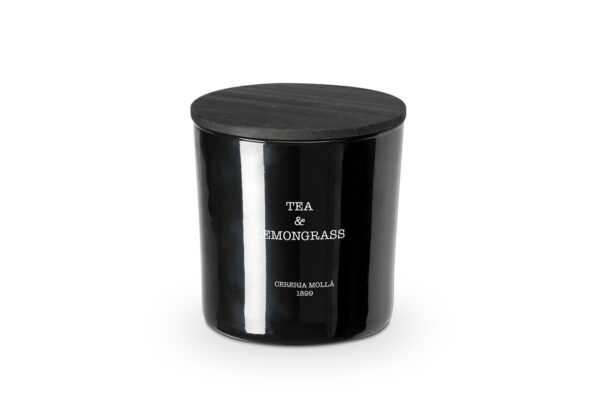 6634 1 600x407 - Lõhnaküünal Cereria Molla-Tea & Lemongrass XL