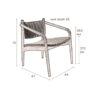 3100067 11 100x100 - DUTCHBONE Torrance lounge tool