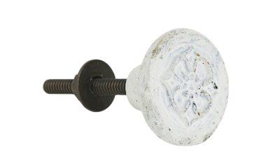 0551 11 1 400x240 - Kapinupp valge kulutatud , valatud metall