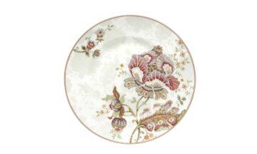 13545 DEB HDD 360x216 - Magustoidutaldrik valge roosa lillega Elisabeth D22cm