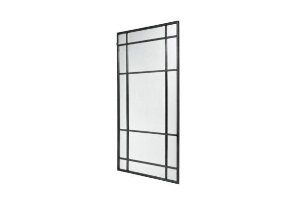15729 600x407 - Seinapeegel musta aknaruudu raamiga