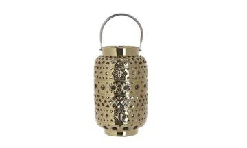 26429 360x216 - Фонарик для свечи керамический, цвета золота - 2 размера