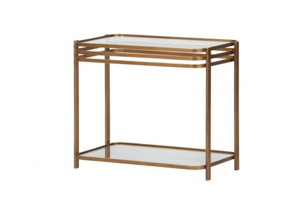 373226 B 1 600x407 - Kофейный столик цвета античной латуни