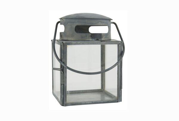 57019 18 1 600x407 - Küünlalatern hall metall/klaas H 11cm