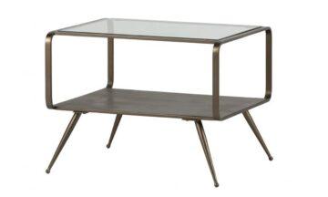 800064 B 1 360x216 - Приставной столик цвета античной латуни