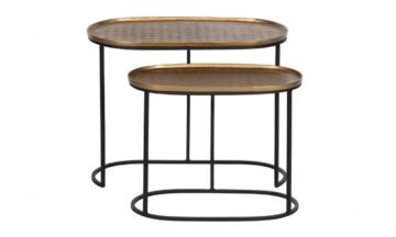 800067 B 1 360x216 - Приставной столик цвета античной латуни