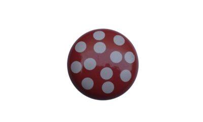 KN103 p 400x240 - Kapinupp keraamiline, punane