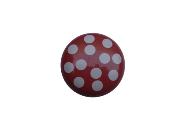 KN103 p 600x407 - Kapinupp keraamiline, punane