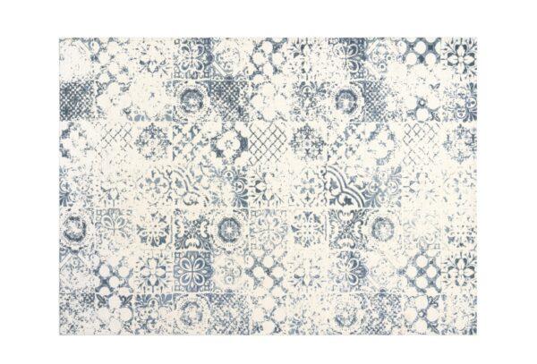 SIENA IVORY BLUE 1 600x407 - FARGOTEX Siena vaip, ivory blue