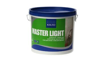 kiilto master light 1 360x216 - Kiilto Master Light pabertapeediliim, 5L