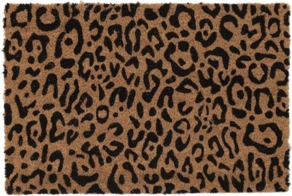 26265 600x404 - Uksematt leopardi muster