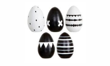 27526 360x216 - *Пасхальное яйцо деревянное чёрно-белое, маленькое