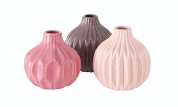 2002771 360x216 - Vaas roosa 3 eri tooni H10,5cm