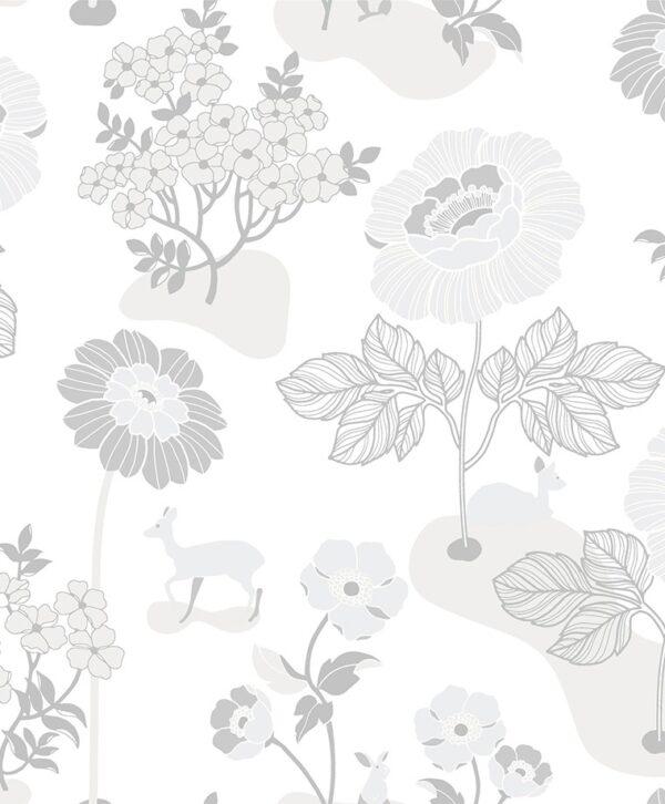 398 01 Blomsterang 1 600x726 - Duro fliistapeet 398-01
