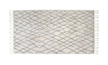 TAP0853 360x216 - HKliving vannitoa vaip puuvillane 90x175