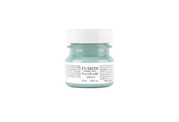 fusion mineral paint heirloom tester 600x407 - Fusion mineraalvärv Heirloom, 37ml